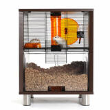 Reduced Qute Hamster & Gerbil Cage