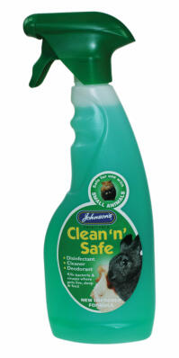 Johnson's Clean 'n' Safe Cleaner and Disinfectant