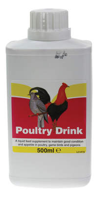 Il tonico per galline di Battles - 500ml