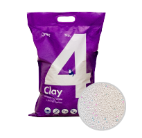 Omlet Cat Litter No. 4 - Clay - 10L