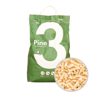 Omlet Cat Litter No. 3 - Pine - 10L