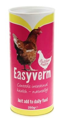 Poultry Easyverm - 250g
