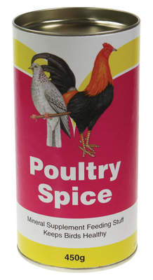Suplement Diety Battles Poultry Spice - 450g