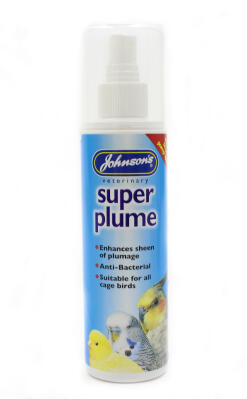 Spray per Piume Johnsons Super Plume