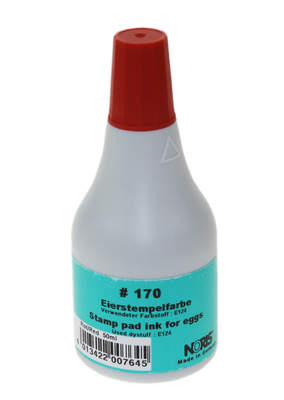 Egg Marking Ink Red 50ml