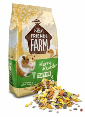 Tiny Friends Farm Harry hamstervoer - 700g