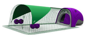 Eglu Classic Chicken Coop with 2m Run Package - Purple