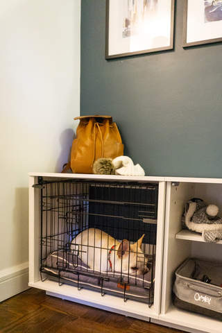 Fido Nook 24 with Closet and Crate