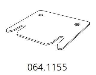 Cube Mk2 Bracket Roof Joint (064.1155)