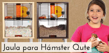 Qute Hamster And Gerbil House Homepage Tile 2by1 ES