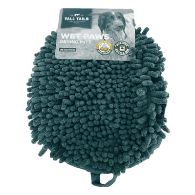 Wet Paws Pet Drying Mitt