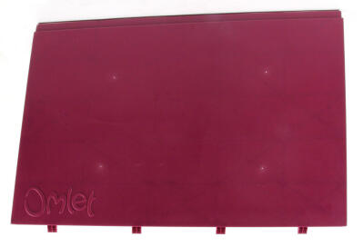 Eglu Go - Side Outer Panel Right Purple (005.0008.0004)