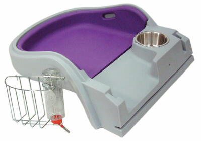 Converter Kit for Eglu Classic - Chicken to Rabbit - Purple