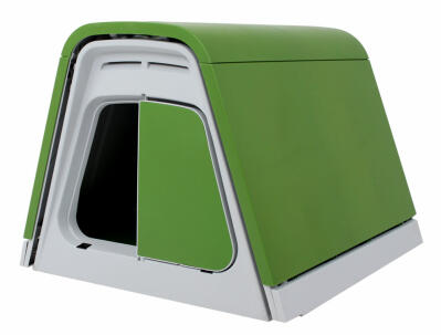 Eglu Go Guinea Pig Hutch with Accessories - Leaf Green