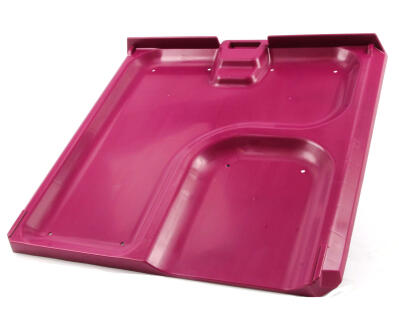 Eglu Go - Dropping Tray - Purple