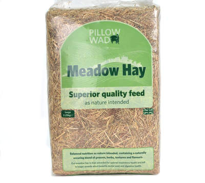 Pillow Wad Meadow Hay minibal - 2.25kg