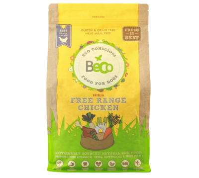 Food for Dogs 6kg - Free Range Chicken
