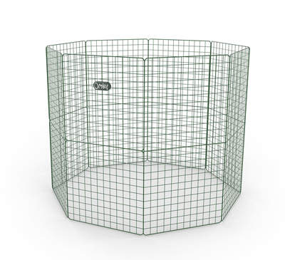 Zippi Rabbit Playpen Basic - Double Height