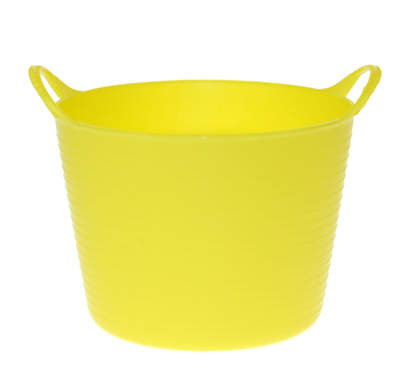 Mini bassine souple Tubtrugs - Jaune