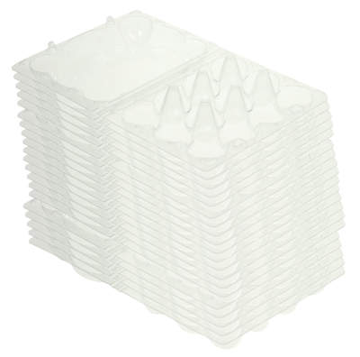 Egg Boxes - Quail Pack of 20