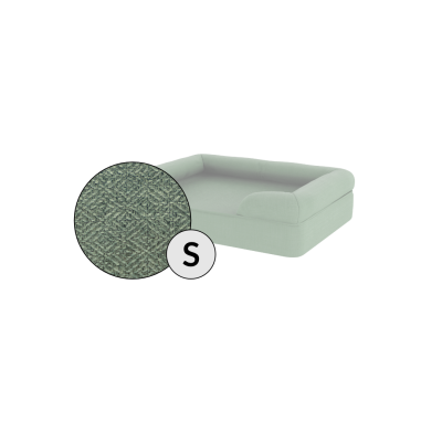 Bolster Dog Bed Cover Only - Small - Sage Green