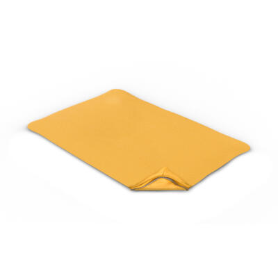 Topology - Beanbag Topper Cover Only - Yellow - Large