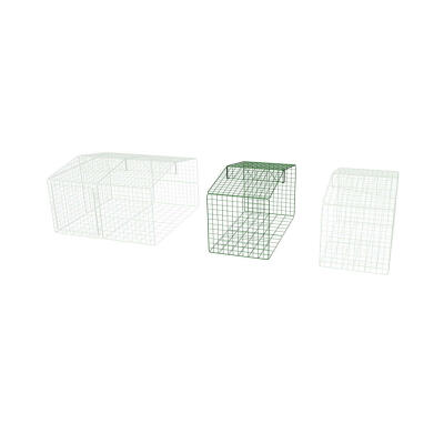 Extension for Zippi Rabbit Run with Roof and Underfloor Mesh - Single Height