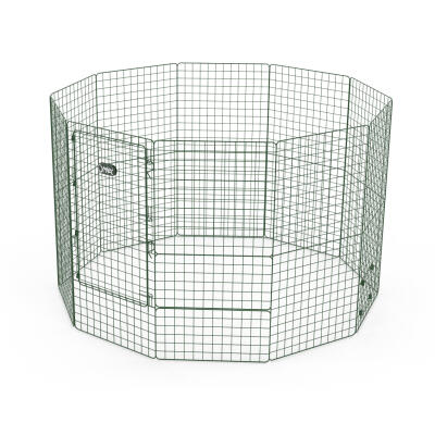 Zippi Guinea Pig Playpen Starter Pack - Double Height