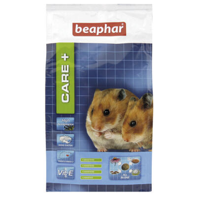 Beaphar Care+ hamsterfor 250 g