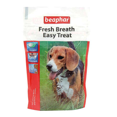Beaphar Fresh Breath Easy Treat voor honden - 150g