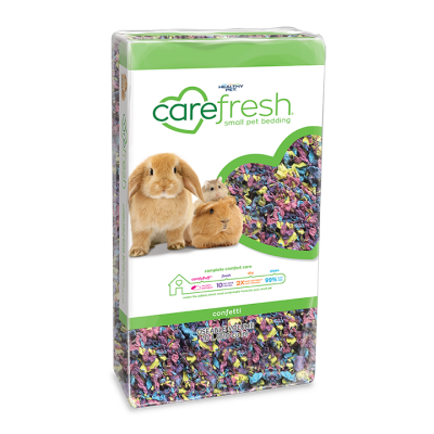 Carefresh Tiereinstreu 10L - Konfetti