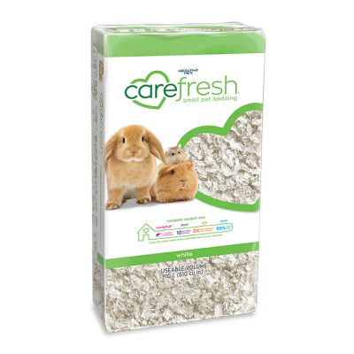 Carefresh Animal Bedding 10L - White