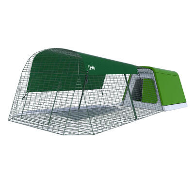 Eglu Go Guinea Pig Hutch with 2m Run Package - Leaf Green