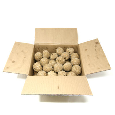 Feldy High Energy Chicken Pecker Balls - Box of 40