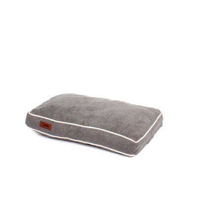"GRADE B - Fido Classic Dog Bed 24"" - Grey"