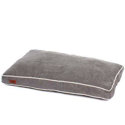 Fido Dog Sofa Cushion Medium - Grey