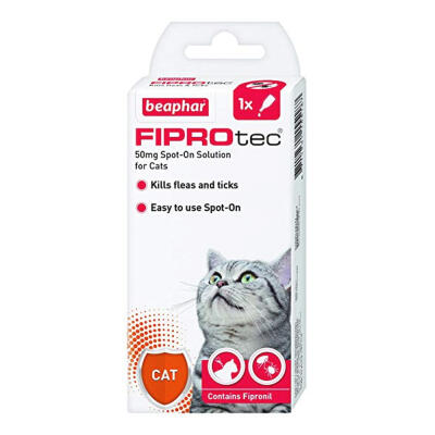 Fiprotec Spot On Cat 1 Treatment