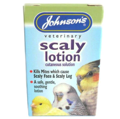 Johnson's kalkpoten lotion