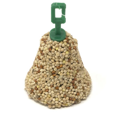 Seed Bell for Budgies & Parakeets 34g