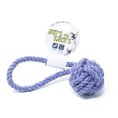 Nuts For Knots Tugger hondenspeelgoed - Small (25cm)