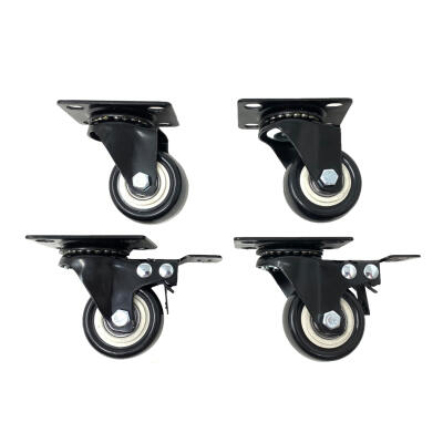 Wheels for Maya Cat Litter Box (Jump On & Walk In) - Pack of 4