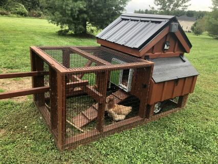 Small coop!
