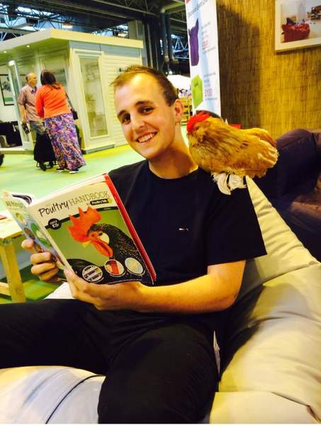 Lewis with Poultry Handbook
