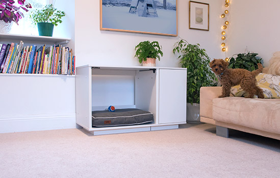 Fido Nook looks stylish in a traditional interior