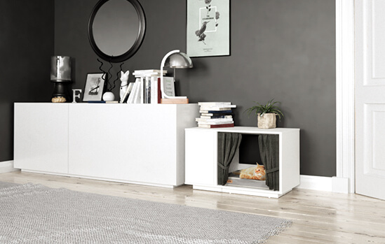 The Maya Nook furniture looks stylish with traditional or modern home interiors