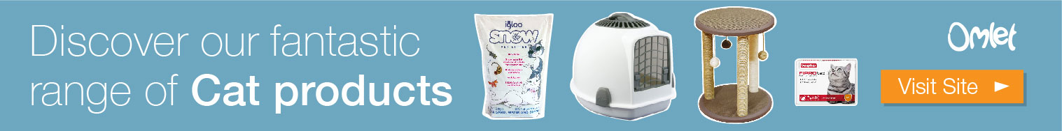 Discover our fantastic range of cat products