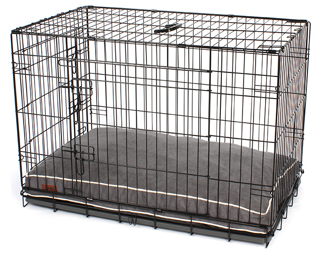 Every size of Omlet Fido Classic has an optional fitted bed
